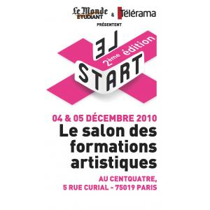 Start the atelier at education show in paris for Salon formation artistique paris